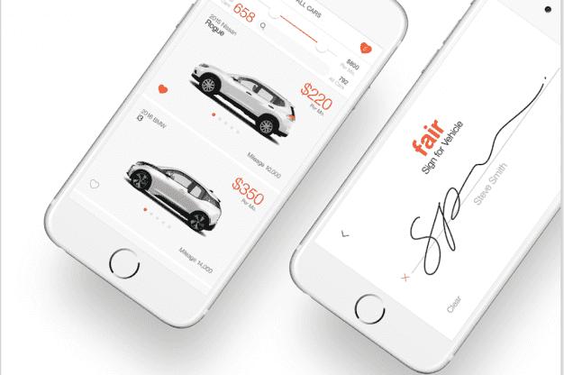 Forget dealer stress, buy or lease a car via an app