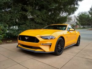 2018 Ford Mustang GT further defines iconic muscle car 1