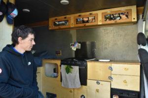 Episode 22, Famed climber Alex Honnold prefers life in a van 4