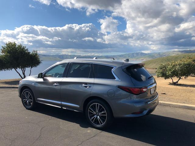 2018 Infiniti QX60: Luxury SUV with class, comfort 2