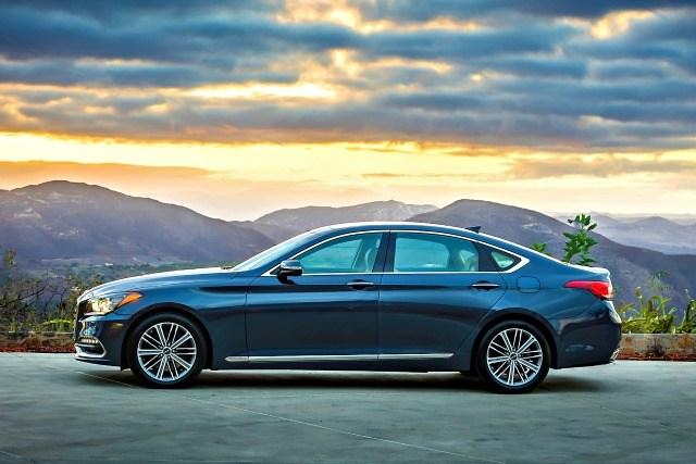 The Genesis G80 and G90 are among TheWeeklyDriver.com's Cars of the Year.