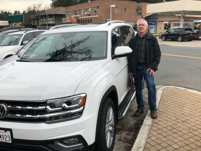 Episode 26, picky buyer looks for 6 months, buys 2018 VW Atlas 1