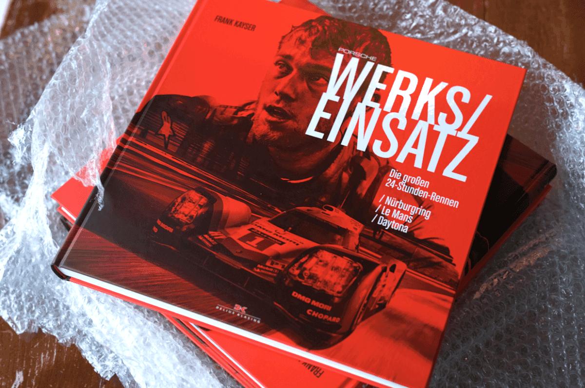 New auto books showcase Porsche racing, rusty relics 2