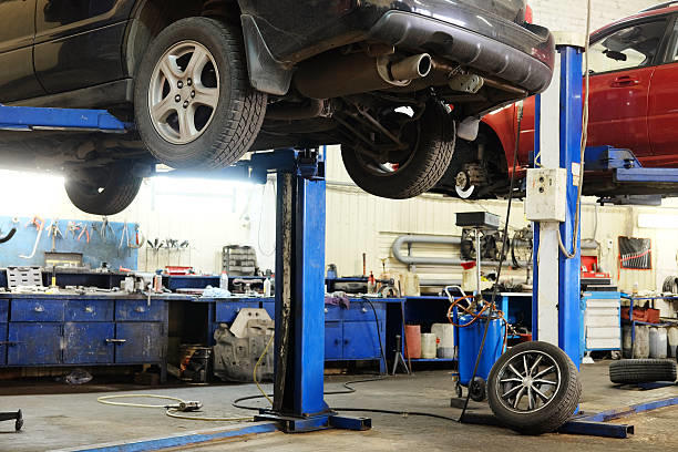 Owning a car repair business can be lucrative