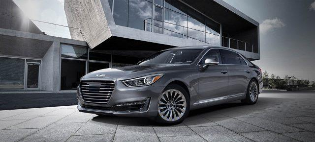 2018 Hyundai G90 sedan offers luxury, value price 1