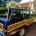 #54, Sacramento designer digs her 1986 Jeep Wagoneer 2