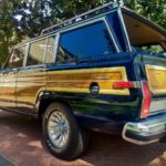#54, Sacramento designer digs her 1986 Jeep Wagoneer 1