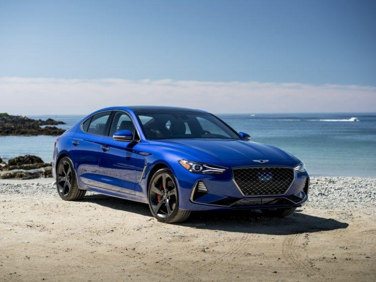 2019 Genesis G70 debuts with Car of the Year honors 4