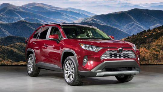 The 2019 Toyota RAV4 is the debut of the sport utility vehiche's fifth generation.