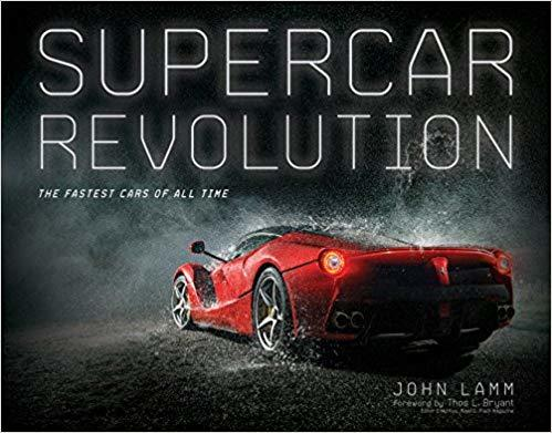 "John Lamm is a journalist and photographer who has worked for decades for many of the automotive industry's most prestigious magazines. He's also the author of several books, including the new release, Supercar Revolution: The Fastest Cars Of All Time. Sub-titled ""The one-stop guide to world-class supercar and their battle for ultimate performance and supremacy,"" Lamm's coffeetable-sized volume is essential for anyone who admires, dreams of, or owns a supercar of their own. The veteran journalist is our guest on episode #70 of The Weekly Driver Podcast. It's also our first episode on video. It will be posted separately. Hamm's book is cleverly organized by decades but also m.p.h. ""Section 1: The First Wave, 1967-1978"" features the first supercars in the 150-190 m.p.h range., including the Lamborghini Miura and Countach. ""Section 2: The Group B Connection, 1983-1991"" includes supercars that can run 163-220 m.p.h and features the likes of the Ferrari F40, Acura NSX and The Vector. ""Section 3: The Modern Supercar Era 1992-Present"" features the fastest of all, supercars that go 190-250 m.p.h., and includes the McLaren F1, Bugatti Veyron, Ford GT, Pagani Huayra and more.   Bruce and I discuss with Hamm the book-writing process and his long tenure as an automotive journalist and photographer. We also discuss his relationships with icons of the automotive world, including comedian Jay Leno. The book includes a feature Leno, host of Jay Leno's Garage and one of the world's best-known automotive collectors and enthusiasts. (Supercar Revolution: The Fastest Cars Of All Time, Published by Motorbooks, Hardcover, 240 pages, $40 USD, $52 CAN, ISBN: 9780760363348.)   The book is available on Amazon, here: The Weekly Driver encourages and appreciates feedback from our listeners. Please forward episode links to family, friend and colleagues. And you are welcome to repost links from the podcast to your social media accounts. Support our podcast by shopping on<a href=""https://amzn.to/2PCdAr5""> <span style=""color: #0000ff;""><strong>Amazon.</strong></span><span style=""color: #0000ff;""><strong>com</strong></span></a>. Please send comments and suggestions for new episodes to James Raia via email: james@jamesraia.com. All episodes of the podcast are archived on <a href=""http://wwww.theweeklydriver.com/podcast""><strong><span style=""color: #0000ff;"">www.theweeklydriver.com/podcast</span></strong></a> Every episode is also available on your preferred podcast platform: <span style=""color: #0000ff;""><a style=""color: #0000ff;"" href=""https://play.google.com/music/m/Iqzatcupnefrzflzyqr5fashc44?t=THE_WEEKLY_DRIVER""><strong>Google Play</strong></a></span> <a href=""https://itunes.apple.com/us/podcast/the-weekly-driver/id1280593178?mt=2""><strong><span style=""color: #0000ff;"">iTunes</span></strong></a> <a href=""https://open.spotify.com/show/14uslDCRvZiMd8WTc7xZkd""><strong><span style=""color: #0000ff;"">Spotify</span></strong></a> <a href=""https://www.stitcher.com/podcast/the-weekly-driver-podcast""><strong><span style=""color: #0000ff;"">Stitcher</span> </strong></a> The Weekly Driver Podcast is presented by <span style=""color: #0000ff;""><a style=""color: #0000ff;"" href=""http://www.americanmuscle.com""><strong>www.americanmuscle.com.</strong></a></span>"