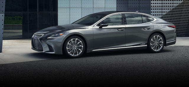The 2019 Lexus LS 500 among TheWeeklyDriver.com's 2019 Best Cars. Trucks.