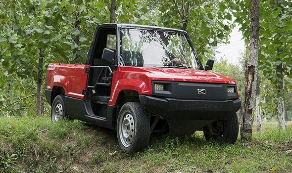 The 2019 Pickman Pickup is available in the United States with a base price of less than $10,000.