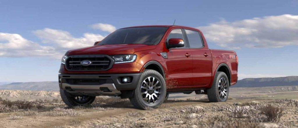 The 2019 Ford Ranger marks the return of the midsize truck for the first time on eight years