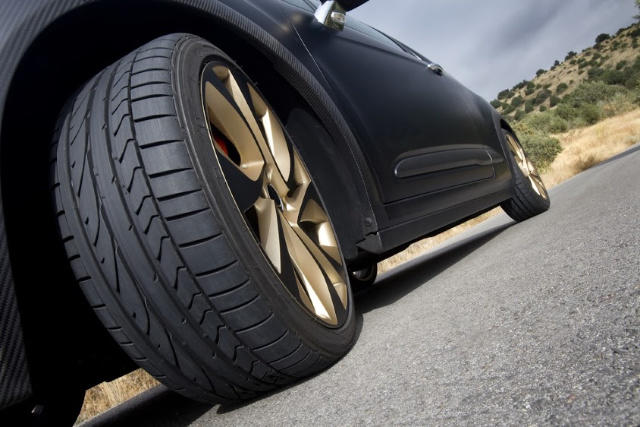 Maintaining proper tire condition is paramount to safe driving.