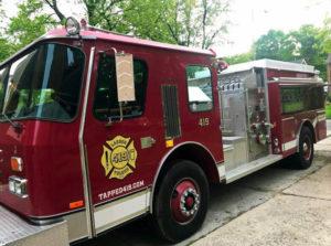 #92, Vintage firetruck converted into Ohio mobile pub 1