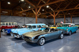 #96, Husband-wife turn personal vintage car fleet into rentals 5