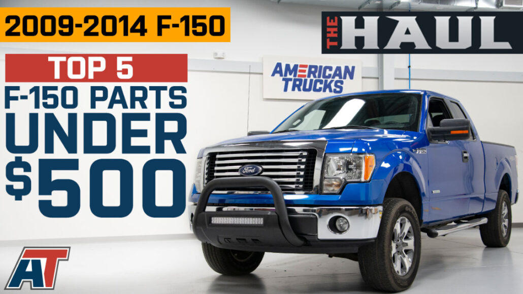 Justin Dugan from American Trucks picks his top-5 parts for less than $500.
