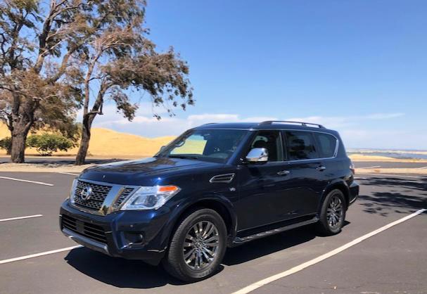 2019 Nissan Armada: powerful, safe, guzzles gas 4