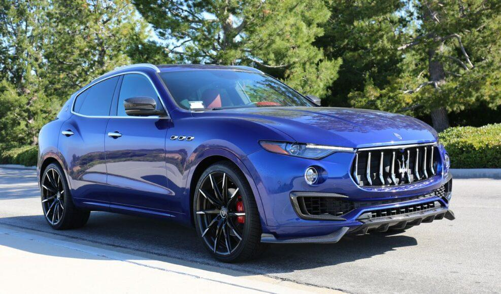 2019 Maserati Levante growls Italian but luxury SUV misfires 1