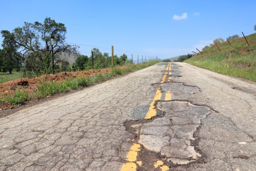 New Jersey gets dubious honor, country's worst highways 1