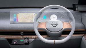 Nissan concept EV defines brilliantly bizarre city car future 1