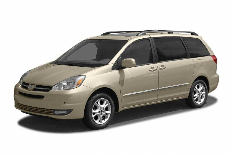 Used Toyota Sienna vans in beige are available with good discounts, according to iseecars.com