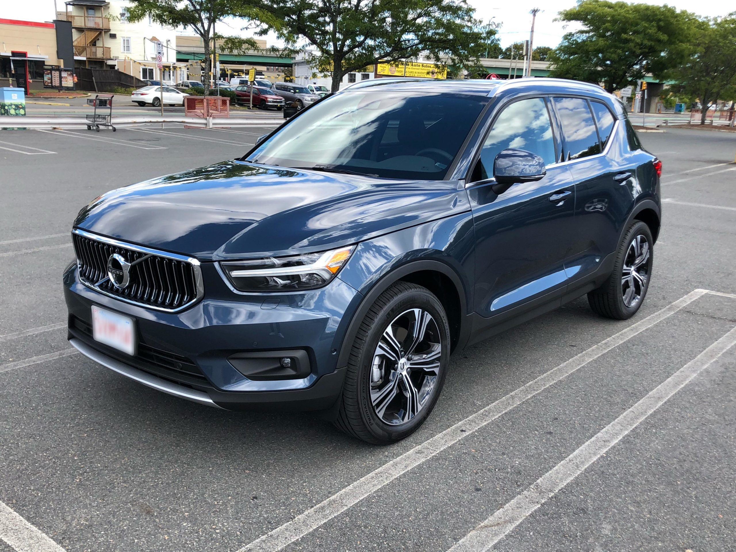 2020 Volvo XC40 stands out in crowded SUV field