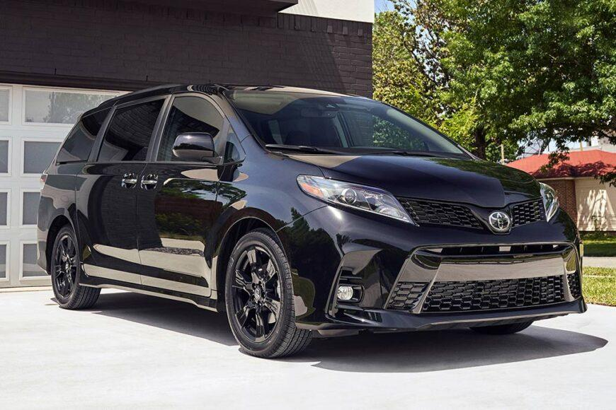 The 2020 Toyot Sienna minivan is in its ninth year of its current generation. It's an old school with some upgrades.