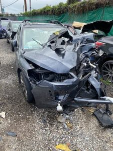 #129, A Subaru Impreza, a sudden crash, a family heals 2