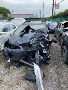 #129, A Subaru Impreza, a sudden crash, a family heals 1