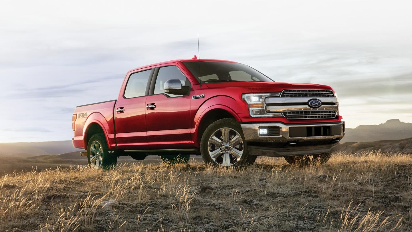 Ford will soon debut a new generation of trucks.