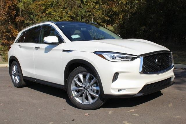2020 Infiniti QX50 rules a luxury midsize SUV.