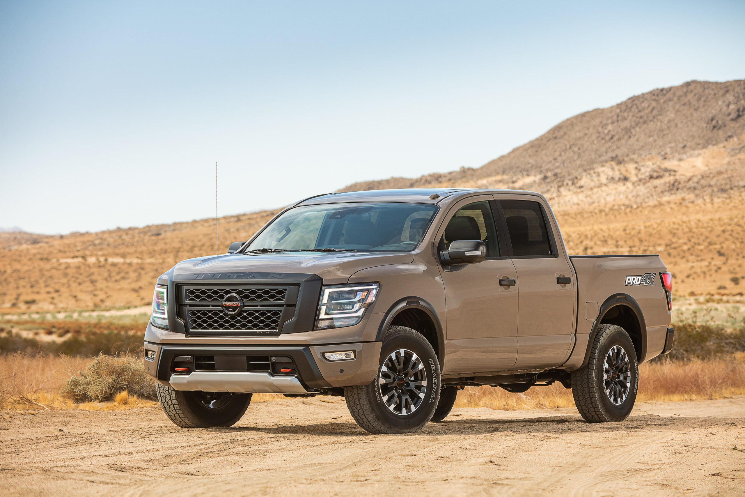 2020 Nissan Titan: new, improved, still struggling 1