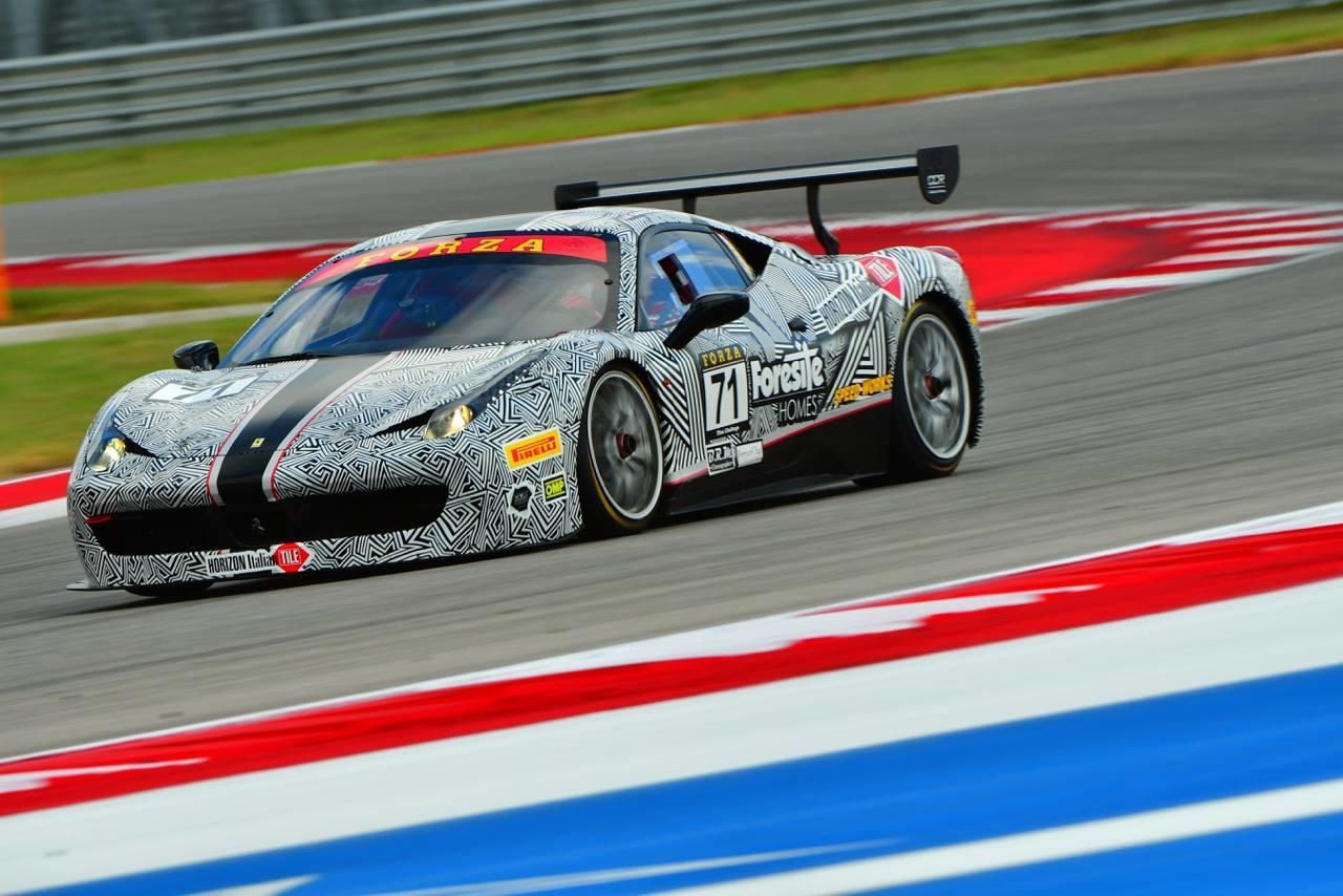 #131, Greg Griffin races a Ferrari, builds Florida homes 2