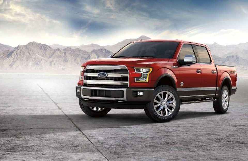 Ford F-150 pickup trucks have been recalled from 2014-2017 model years.