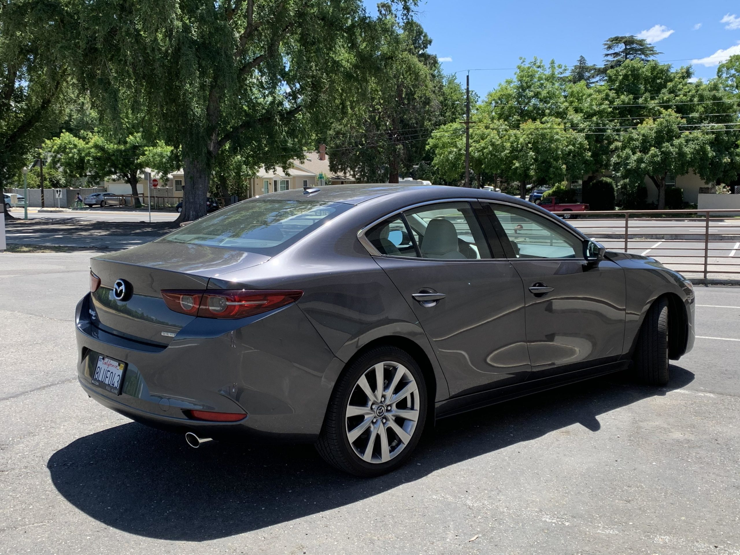 2020 Mazda 3: Handsome, understated; why low sales? 1