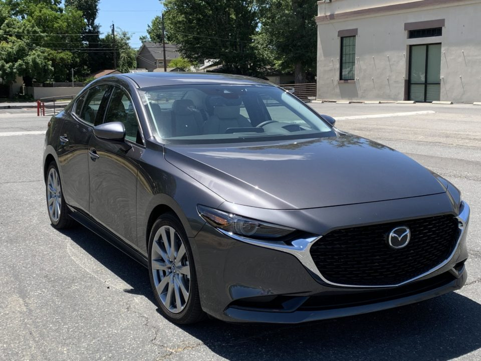 The Mazda3 was among the carmaker's vehicles that vaulted it to brand reliability honors from U.S. News & World Report.