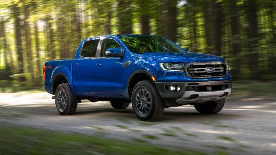 The 2020 Ford Ranger is most American-made vehichle in cars.com 15th survery.