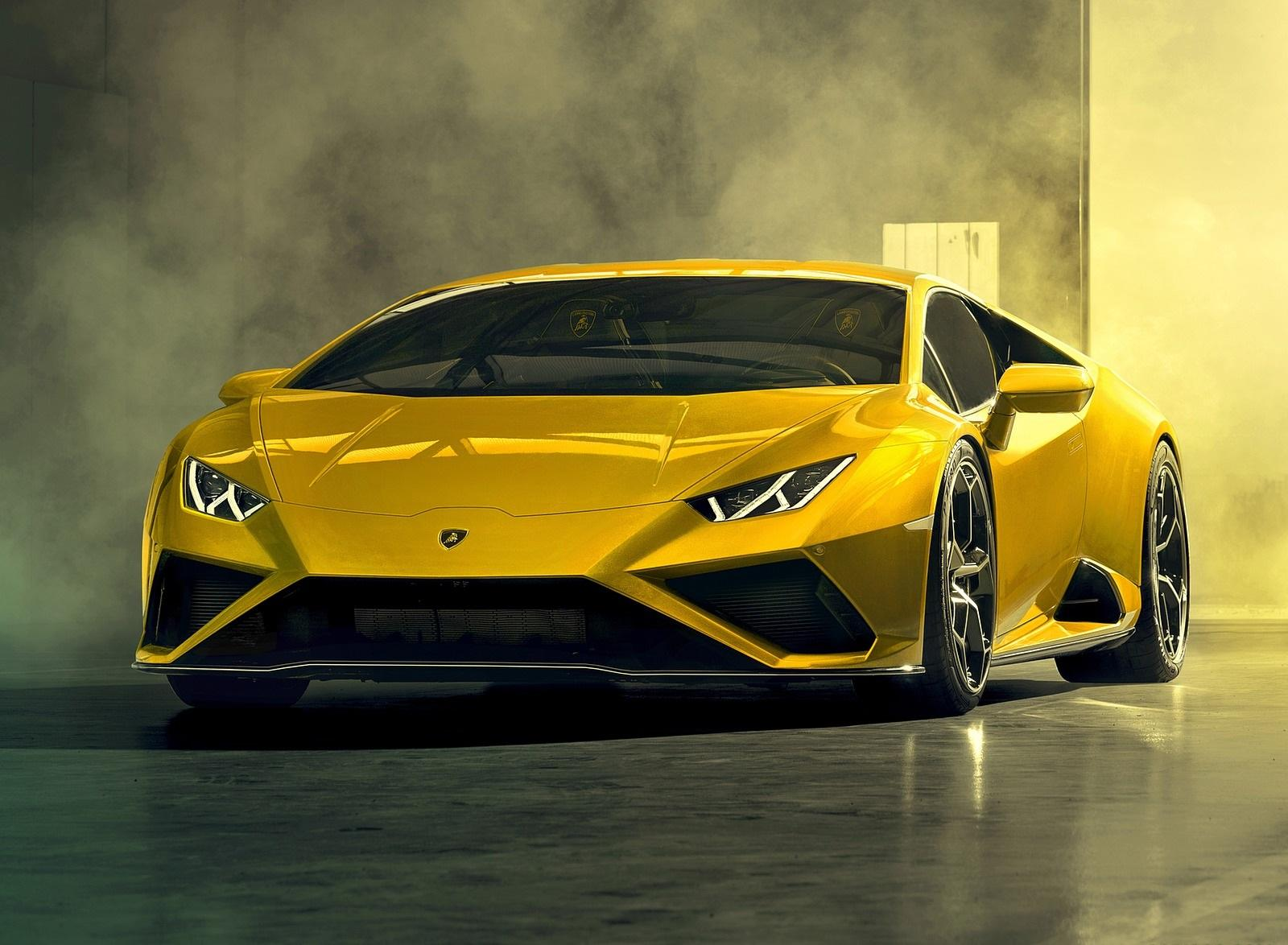 The 2021 Lamborghini Hurican