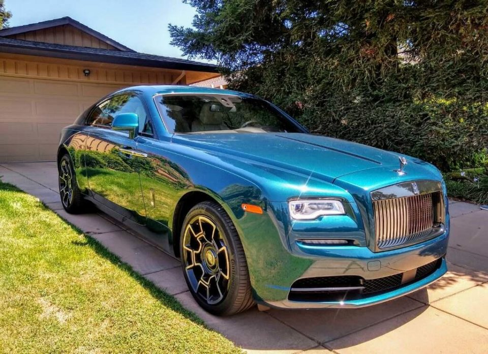 The 2020 Rolls Royce Wraith defines power, opulence and obsession.