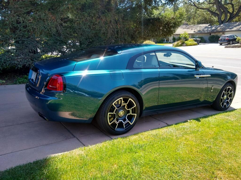 2020 Rolls-Royce Wraith: Pricey, worthy ghost of Xmas now 9