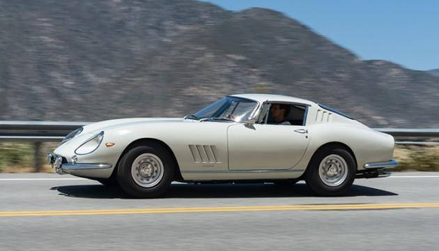 Rare Ferrari sets 2nd sales mark, $3.08 million 1