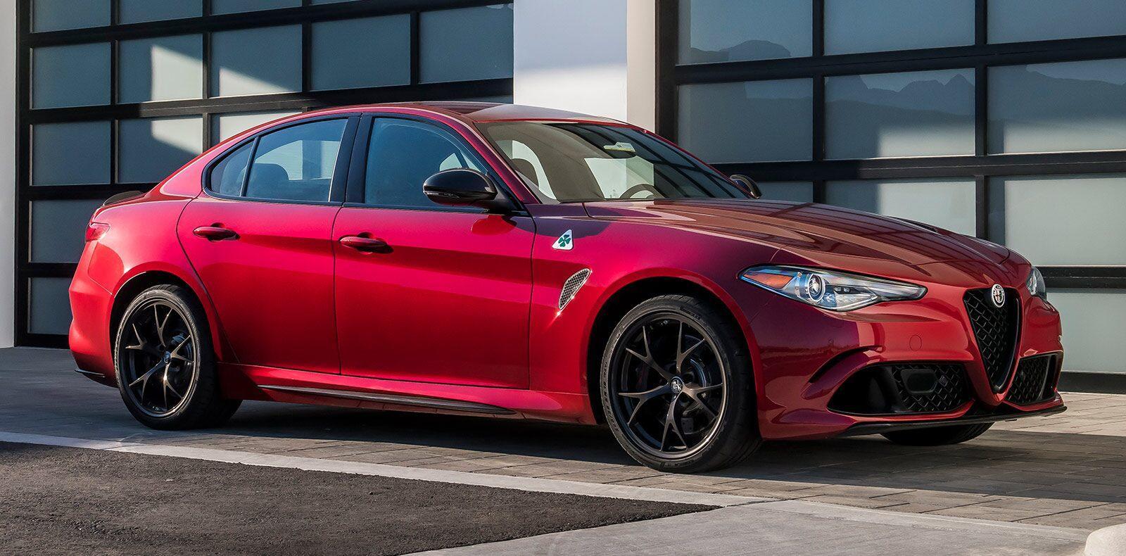 Underdog 2020 Alfa Romeo Giulia excels 2