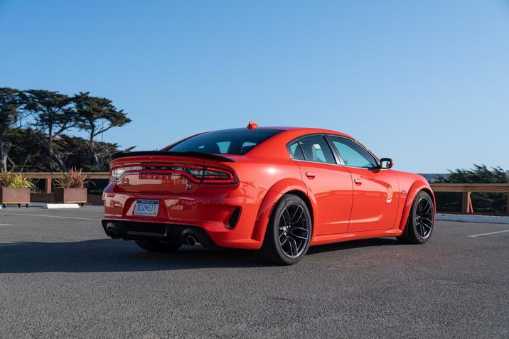 The 2020 Dodge Chaerger is an ideal performance-oriented family sedan.