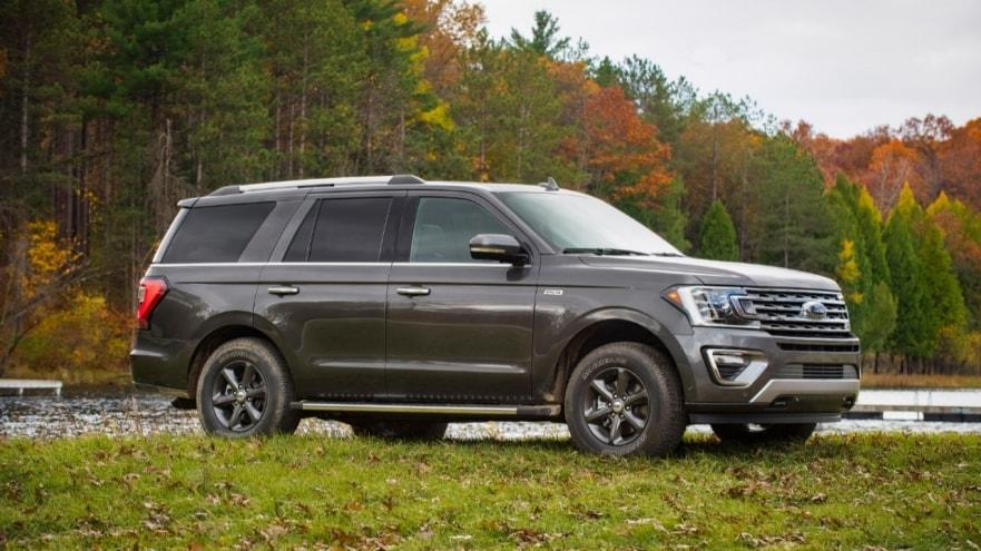 The 2020 Ford Expedition has a lot to offer including a hefty pricetag.