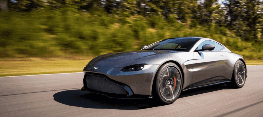 The 2020 Aston Martin Vantag is James Bond cool.