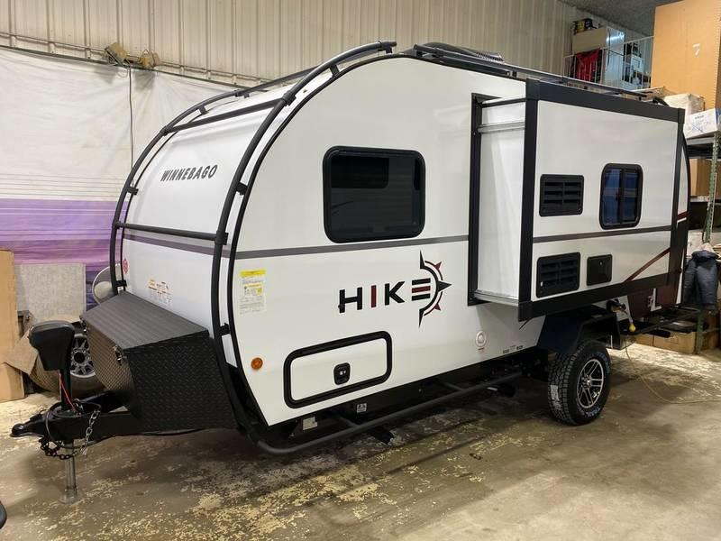 Go take a hike driving a new Winnebago 4