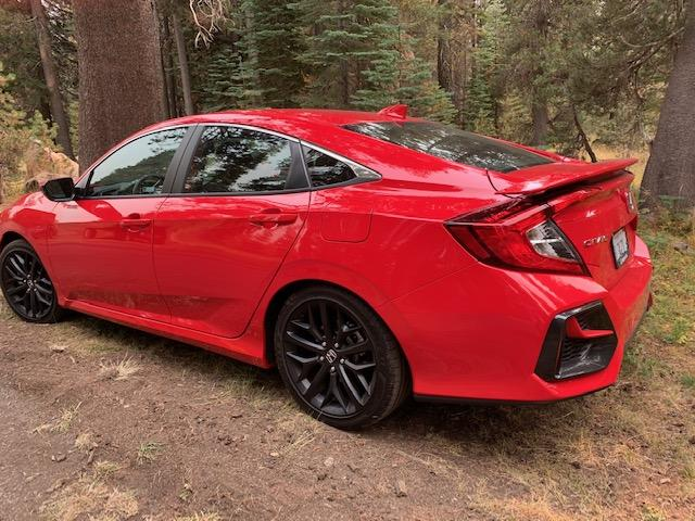 2020 Honda Civic Si:  Drive it for the fun of it 8