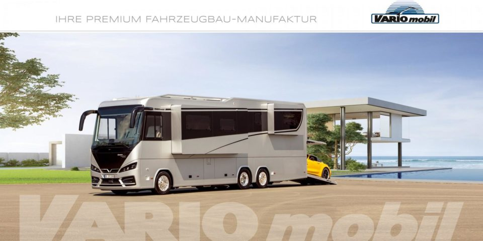 Variomobil is now offering a $1 million motorhome.