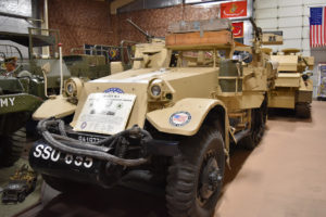 The American Armory Museum is located in Fairfield, California.